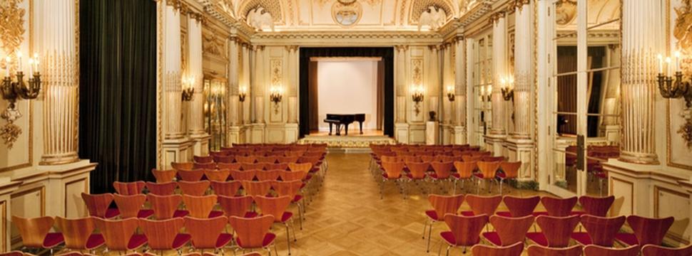 Spiegelsaal, © Museum für Kunst und Gewerbe