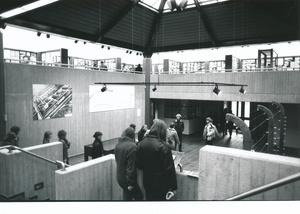 """Das """"Dokumentenhaus"""" 1981"""