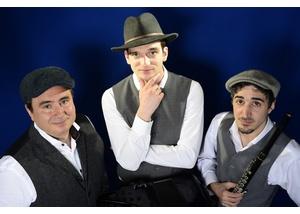 Ensemble Hevenu Shalom für Jüdische Musik (Trio)