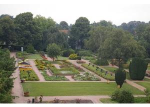 Botanischer Sondergarten