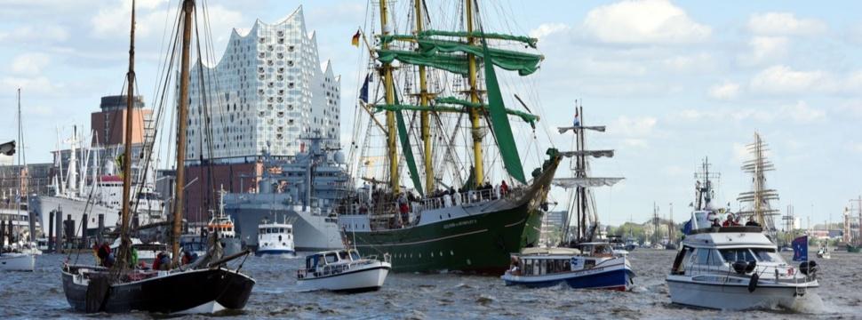 Hamburger Hafengeburtstag, © Hamburg Messe und Congress, Nicolas Maac