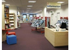 Die Bücherhalle Billstedt