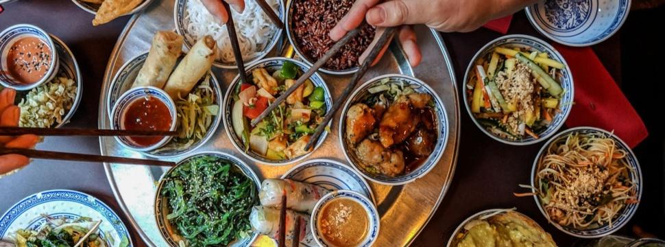 Asiatische Küche, © iStock.com/Katrin Sauerwein