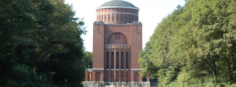 Planetarium Hamburg, © Michael Otto  / pixelio.de