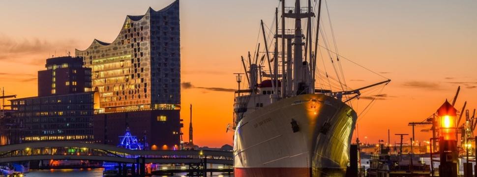 Stadtinfo Hamburg, © Torben Svenosen