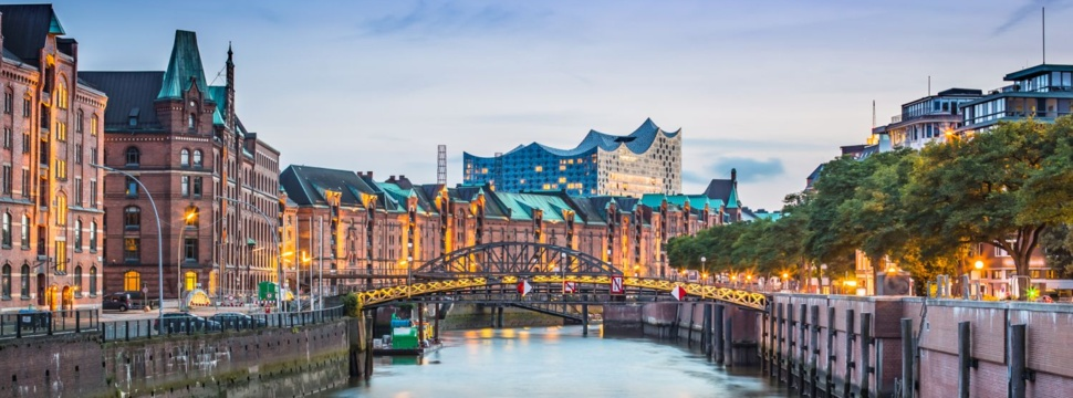 Hamburg, © iStock.com/Paul Siepker