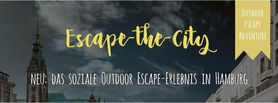 Escape the City, facebook Slider