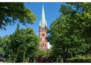 Kirche St. Johannis-Harvestehude