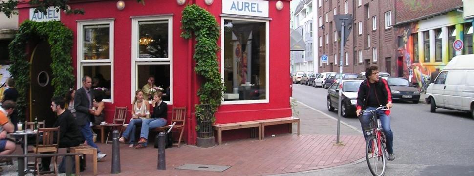 Café Aurel in Ottensen, © hamburg-magazin.de