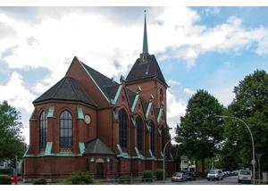 Friedenskirche Eilbek