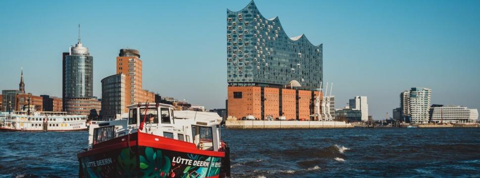 Kombiticket Discovery Dock und Hafenrundfahrt, Pressefoto
