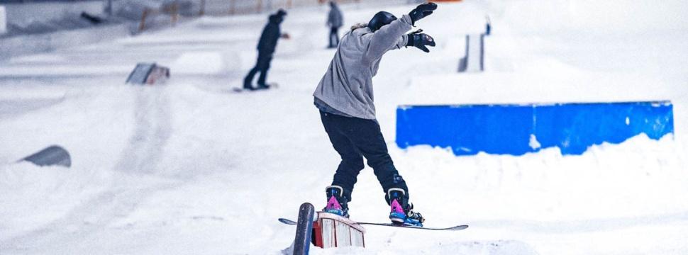 Snowdome Bispingen, Pressefoto