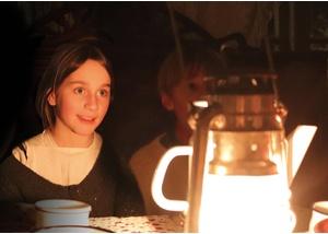 Feuer und Licht im Freilichtmuseum am Kiekeberg 20.2.21