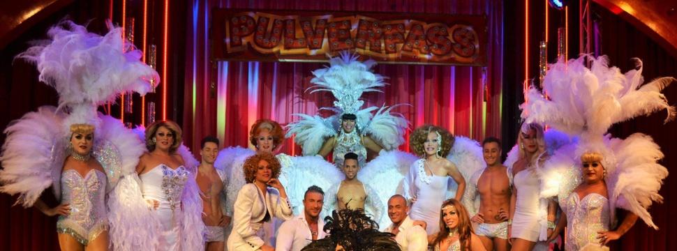 Pulverfass Show, © Pulverfass Cabaret