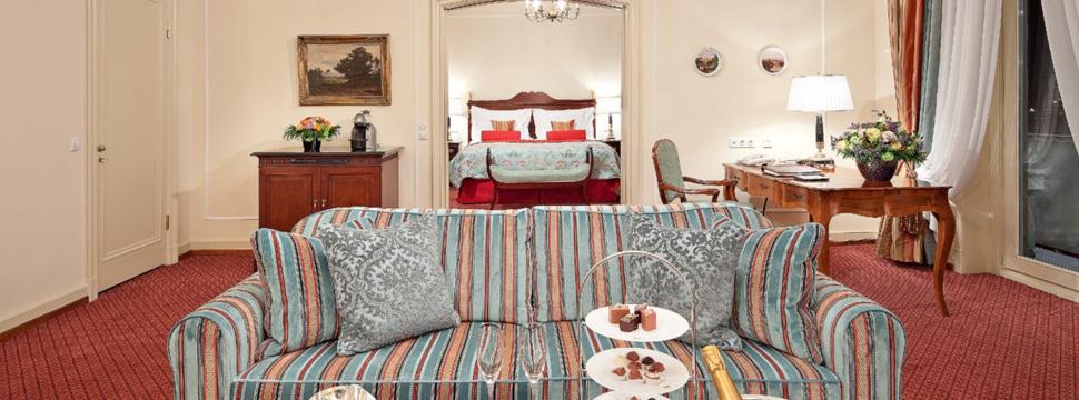 Fairmont Hotel Vier Jahreszeiten Suite, © Fairmont Hotel Vier Jahreszeiten