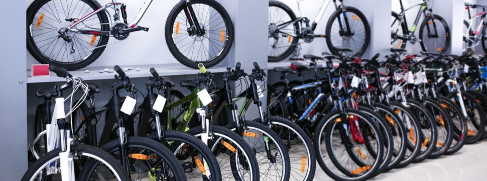Fahrradsupermarkt, © iStock.com/belchonock
