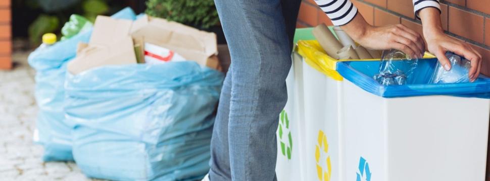 Müll trennen, © iStock.com/KatarzynaBialasiewicz