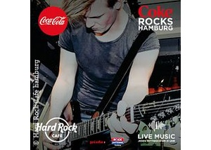 Coke Rocks Hamburg - Live-Music Night