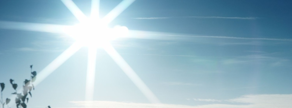 Sonnenstrahlen, © Joerg Trampert / www.pixelio.de