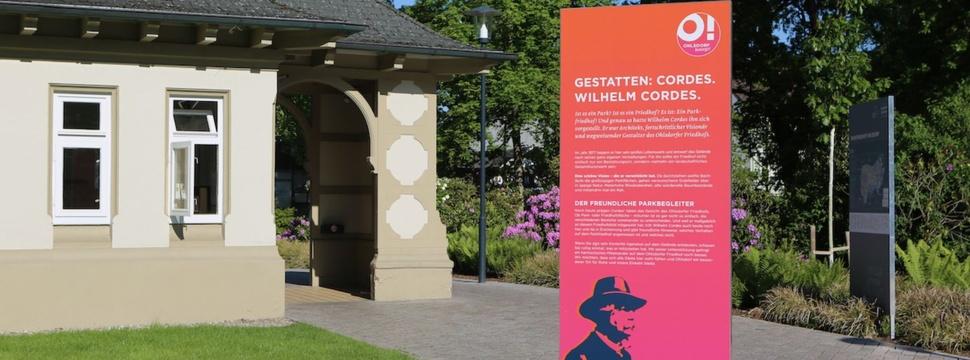Erlaubnisverordnung auf dem Ohlsdorfer Friedhof, © Carols Kella 2021