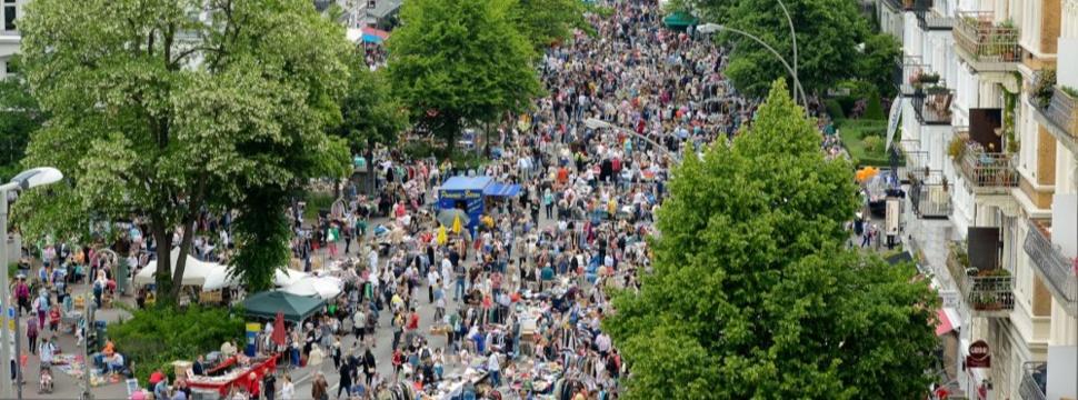 Eppendorfer Landstraßenfest, © bergmanngruppe/Thomas Panzau