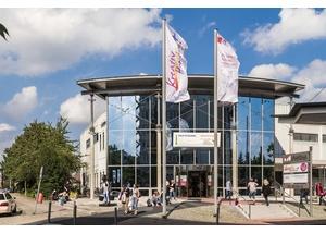 Messe Hamburg Schnelsen: Eingangsbereich