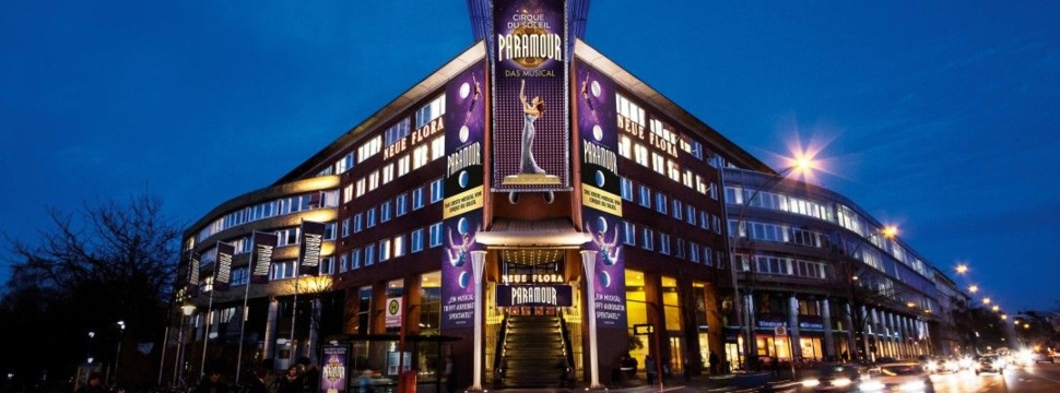Stage Theater Neue Flora, © Stage Entertainment