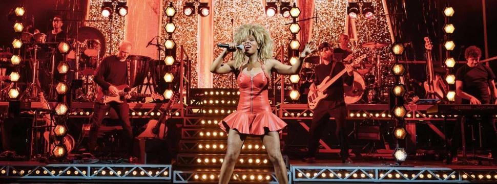 Das Tina Turner Musical, © Stage Entertainment/Manuel Harlan