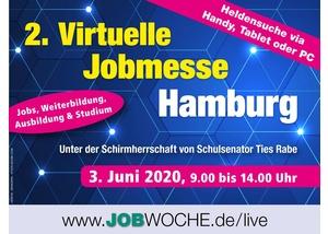 Virtuelle Jobmesse  von Jobwoche