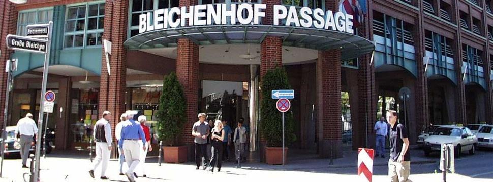 Bleichenhof Passage, © hamburg-magazin.de