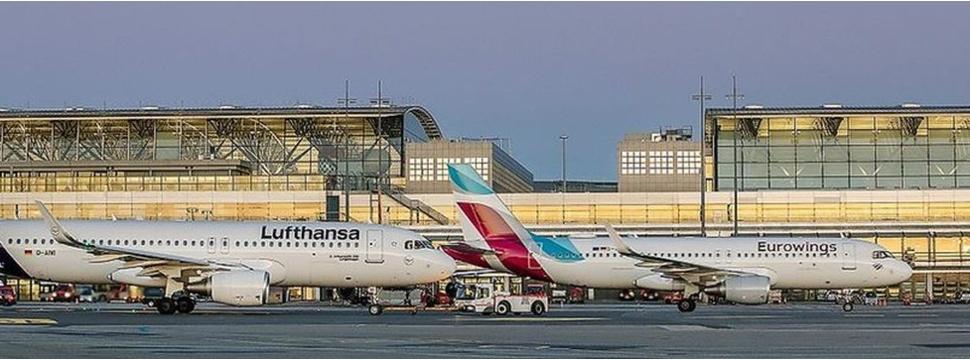 Flughafen Hamburg, © Oliver Sorg