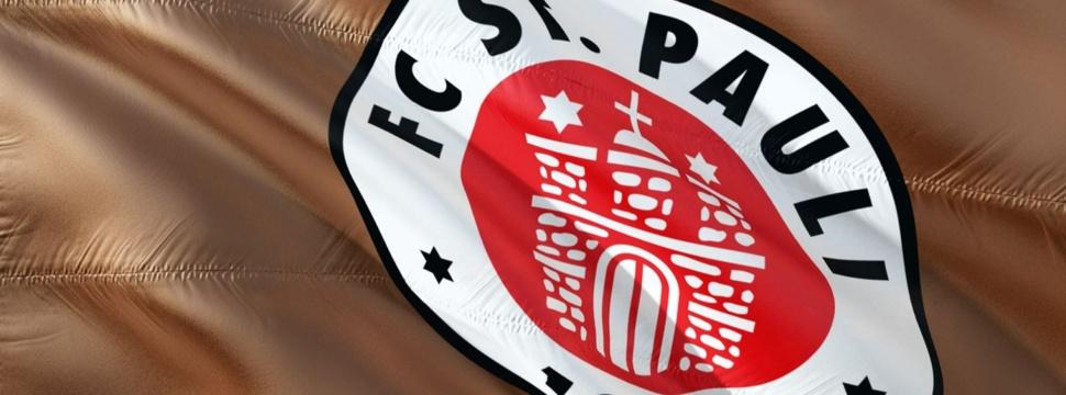 FC St. Pauli Flagge, © www.pixabay.com / jorono