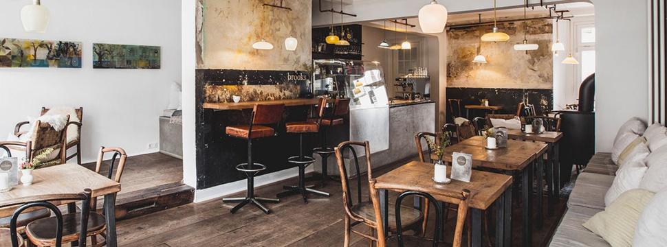 Café Brooks, © café brooks GbR Katzera & Wang
