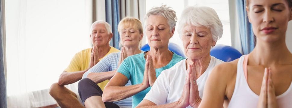 Senioren aktiv beim Sport, © fotolia.de/ WavebreakmediaMicro