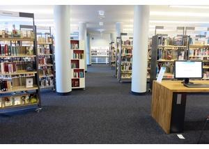 Die Bücherhalle Barmbek