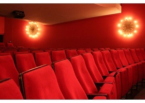 Imperial Theater - Saal
