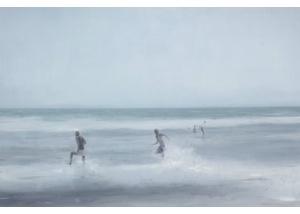 Freed (Ausschnitt), 2019, 150 x 190 cm, Oil on canvas
