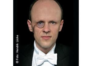Gern hab' ich die Frauen geküsst - ein Richard-Tauber-Konzert mit Hendrik Lücke