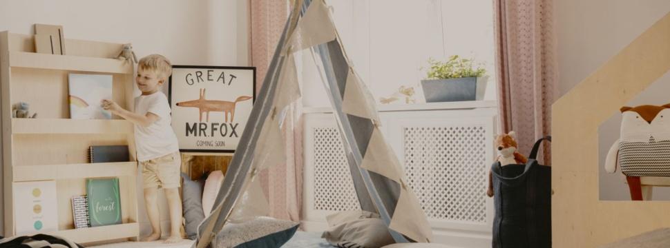 Kinderzimmer, © iStock.com/KatarzynaBialasiewicz