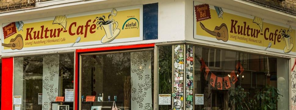 Spenda Bel Kultur-Café St. Pauli, © einfal GmbH