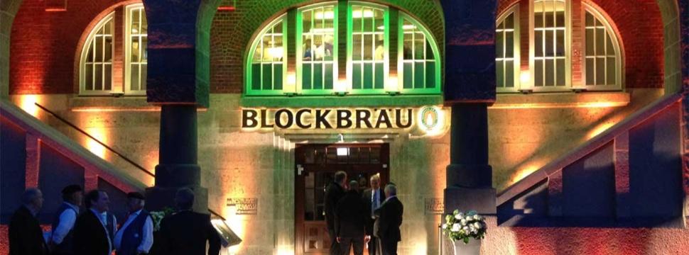 BLOCKBRÄU an den Landungsbrücken, Pressefoto