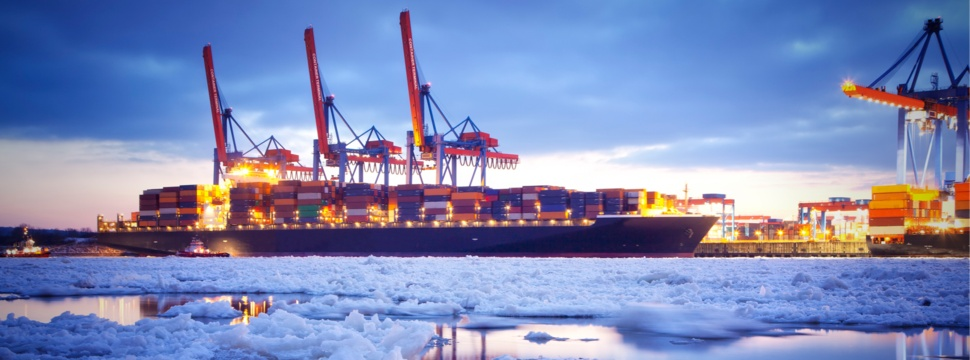 Winter in Hamburg, © iStock.com/robertmandel