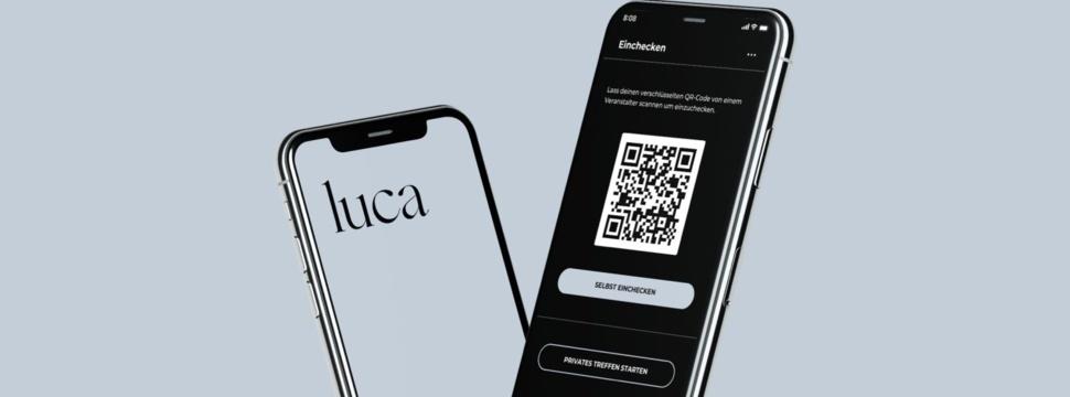 App Luca, Pressefoto