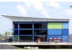 Das Cruise Center in der HafenCity