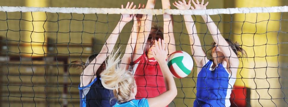 Volleyball, © iStock.com/Shock