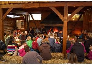 Lesung für Kinder im Wildpark Schwarze Berge