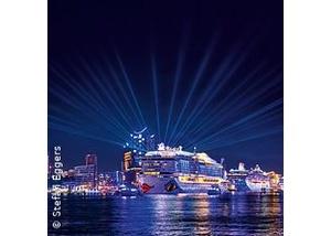 Cruise Days mit Gala-Buffet / Feuerwerk