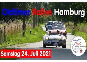 Oldtimer Rallye Hamburg 2021